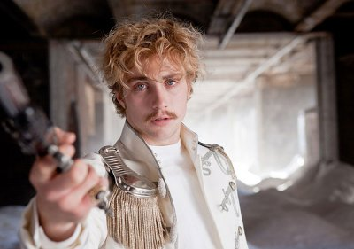 Anna Karenina - Aaron Johnson