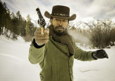 Django elszabadul - Jamie Foxx