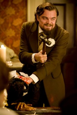 Django elszabadul - Leonardo DiCaprio