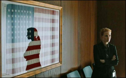 Zero Dark Thirty - Jessica Chastain 2