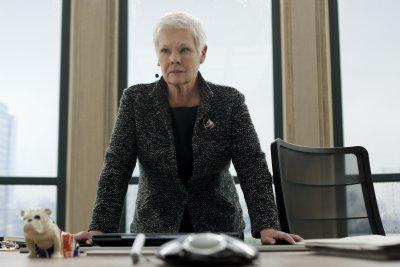 007 - Skyfall - Judi Dench