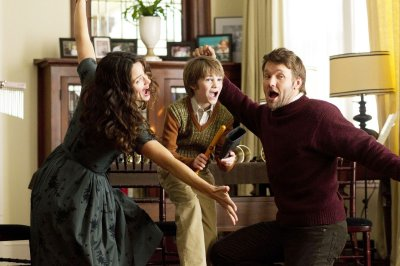The Odd Life of Timothy Green - Jennifer Garner, Cameron 'CJ' Adams és Joel Edgerton