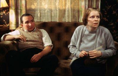 Vera Drake - Eddie Marsan (Reg) és Alex Kelly (Ethel)
