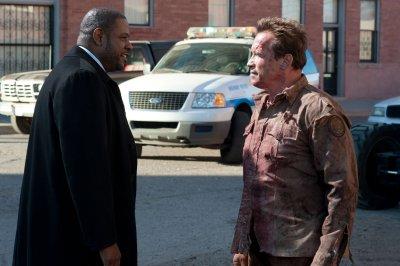 Erőnek erejével - Forest Whitaker és Arnold Schwarzenegger