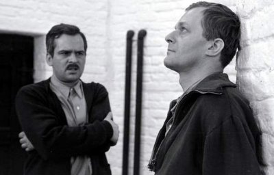 Hideg napok - Latinovits Zoltán és Darvas Iván