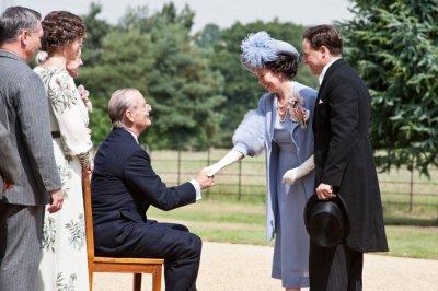 A király látogatása - Hyde Park on Hudson - Bill Murray, Olivia Colman és Samuel West