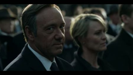 house-of-cards - kevin spacey, robin wright