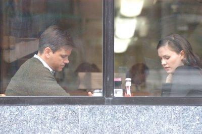 Margaret - Matt Damon és Anna Paquin