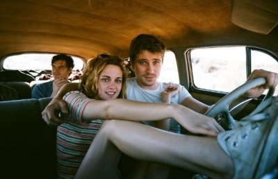 Úton - Sam Riley, Kristen Stewart és Garrett Hedlund