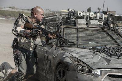 Elysium - Zárt világ - Matt Damon