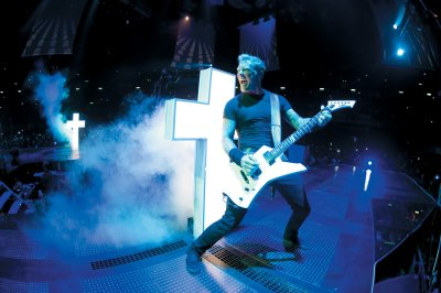 Metallica Through the Never - James Hetfield