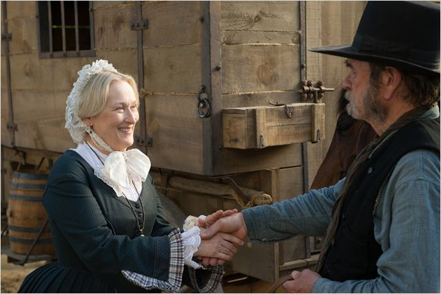 the homesman - meryl streep és tommy lee jones