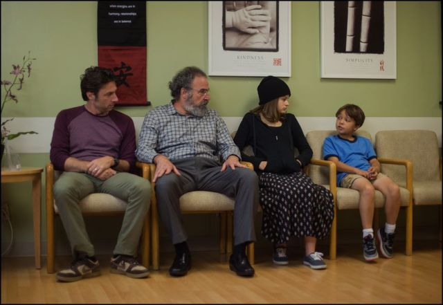 wish i was here - zach braff, mandy patinkin, joey king és pierce gagnon