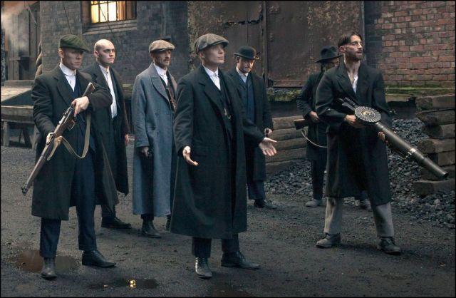 peaky blinders birmingham bandája 2