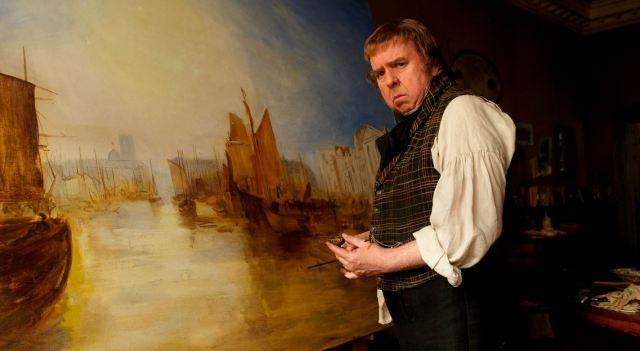 mr turner - timothy spall
