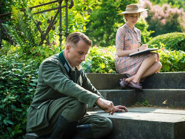 suite francais - michelle williams és matthias schoenaerts