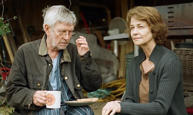 45 év - tom courtenay és charlotte rampling