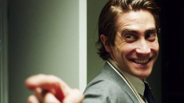 éjjeli féreg - jake gyllenhaal