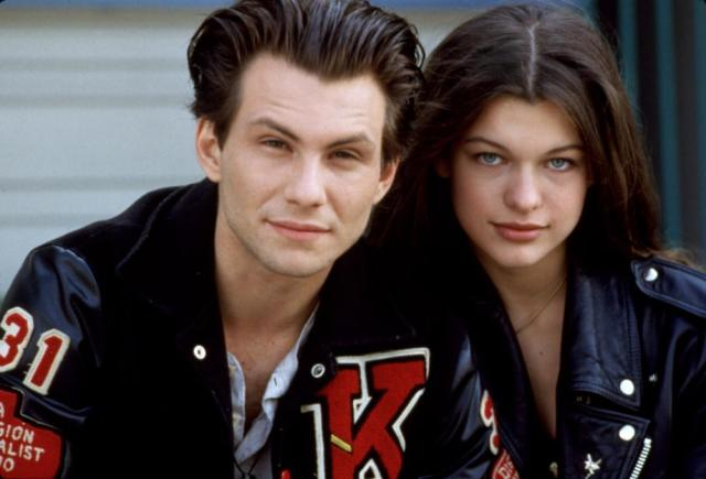 KUFFS, Christian Slater, Milla Jovovich, 1992