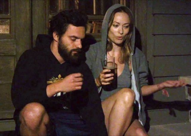 ivócimborák - jake johnson és olivia wilde