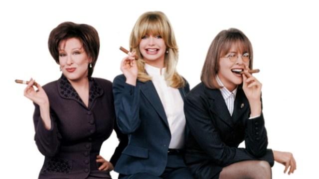 elvált nők klubja - bette midler, goldie hawn és diane keaton