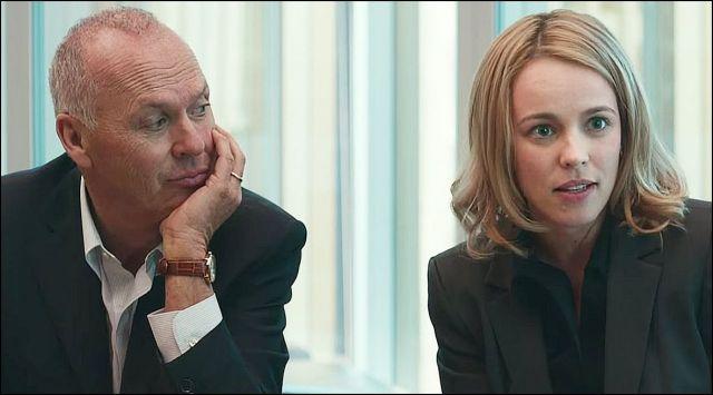 Spotlight - Michael Keaton és Rachel McAdams