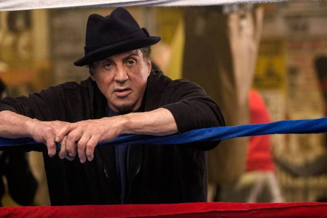 creed - sylvester stallone