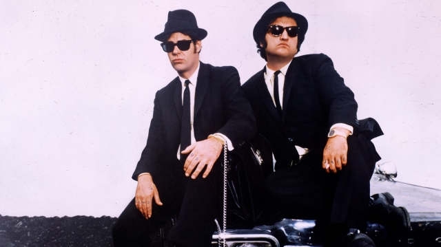 blues brothers - dan aykroyd és john belushi