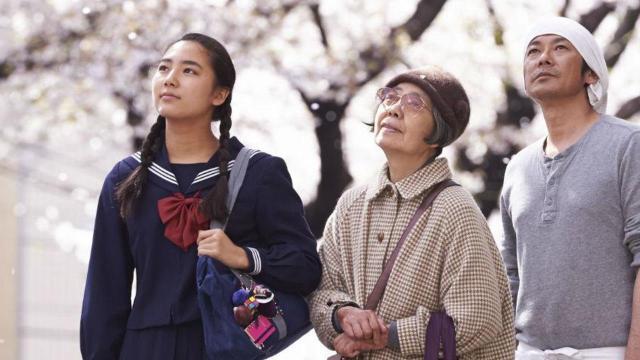 a remény receptje - kyara uchida, kirin kiki és masatoshi nagase